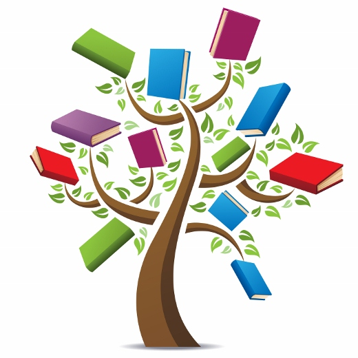 Book Tree (520x520)
